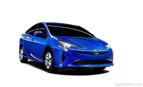 Blue Toyota Blue Toyota Prius Car Pictures Images Gaddidekho