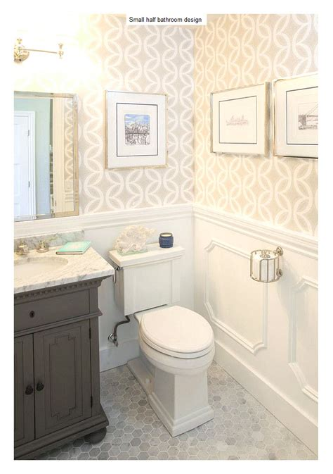 Half Bathroom Design Ideas by 66 Small Half Bathroom Ideas Home And House Design Ideas