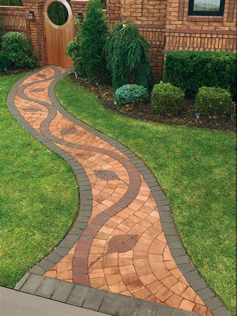 Garden Paver Ideas 46 Best Design Ideas For Paving Walkways Edging And