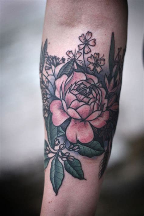 tattoo flower forearm 45 most beautiful peony tattoo designs incredible snaps