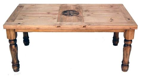 5 table with detail southwestern dining
