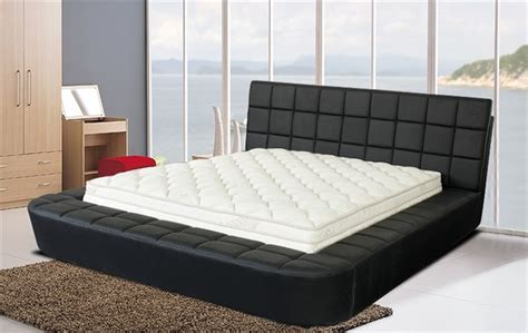 square bed demi square bed and mattress combo modern beds by