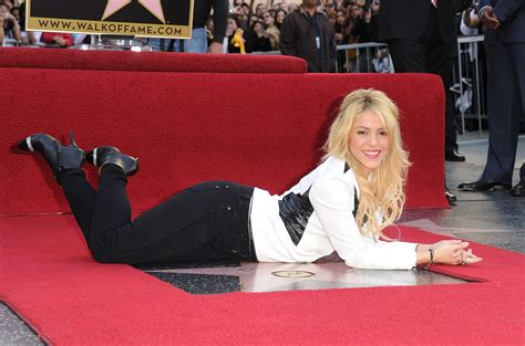 Style Walk Of Fame by More Pics Of Shakira Ankle Boots 12 Of 71 Shakira