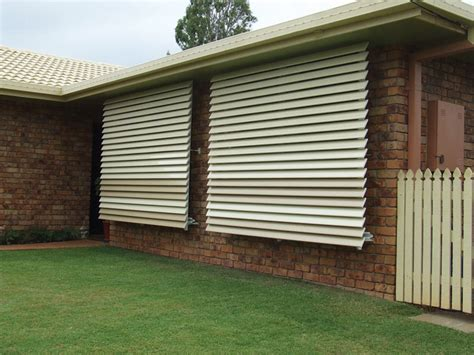 tropical blinds and awnings tropical shade blinds aluminum metal louvres