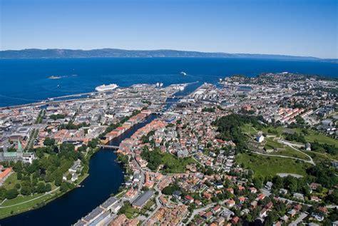 lade da trondheim a terceira maior cidade da noruega guia de