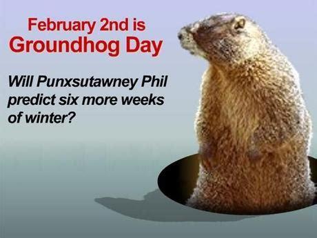 groundhog day italiano giorno della marmotta paperblog