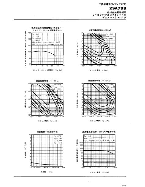 a798 transistor equivalent datasheet a798 2sa798 1 page etc datasheet pdf