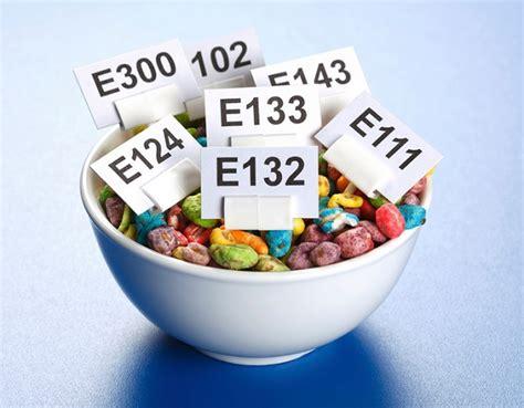 conservanti per alimenti le allergie e le intolleranze agli additivi e ai