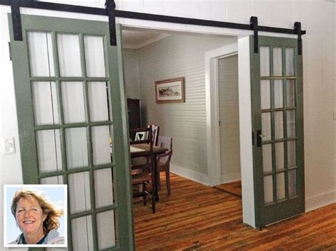sliding barn door in house best 25 sliding doors ideas on diy