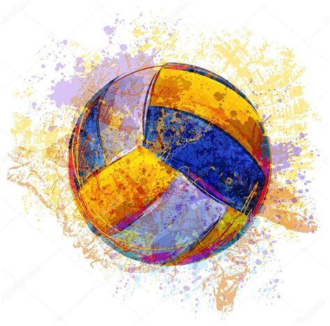 imagenes de tatuajes de voleibol pelota de voleibol archivo im 225 genes vectoriales 61861883
