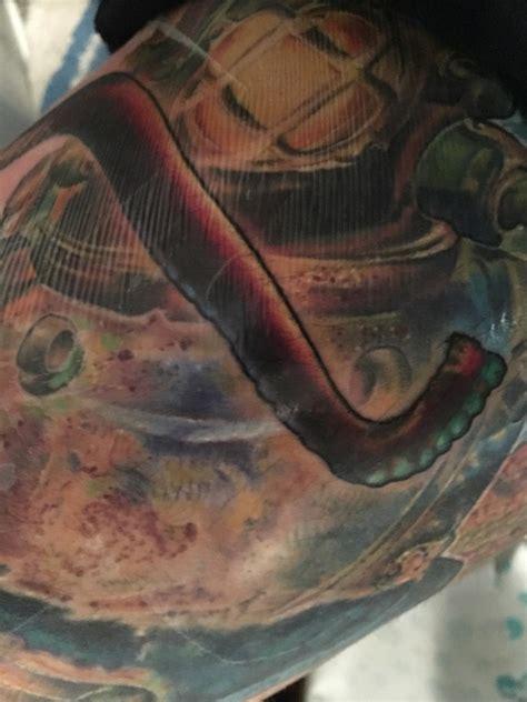 tegaderm for tattoos tegaderm saniderm tatuderm healing process page 21
