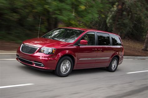Chrysler Town And Country 2014 by 2014 Chrysler Town Country S Test Photo Gallery