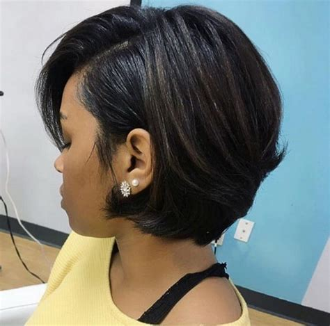 edgy bobs for african americans 40 best black women hairstyles 2018 edgy options