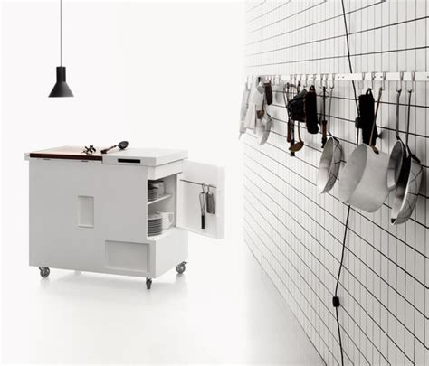 Boffi Mini Kitchen Packs In Everything But The Kitchen Sink Sort Of by Minikitchen Kompaktk 252 Chen Boffi Architonic