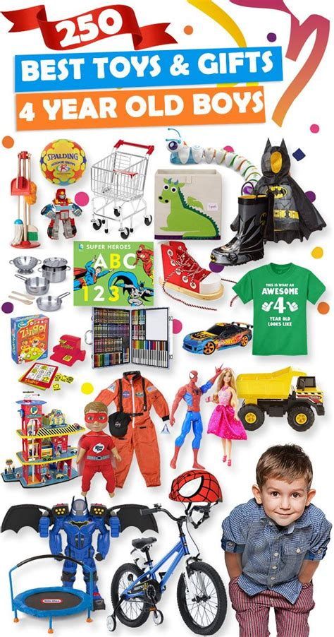 ideas for 10 year old boy gift 2018 4 year boy birthday gift ideas creative gift ideas
