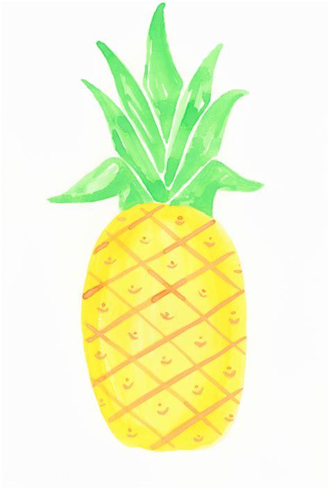 Pineapple Yellow yellow pineapple go coastal