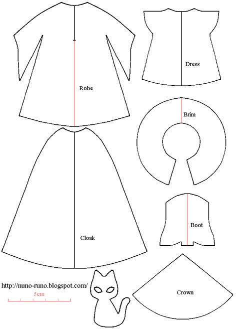witch mask template search results calendar 2015 search results for barbie clothes pattern template
