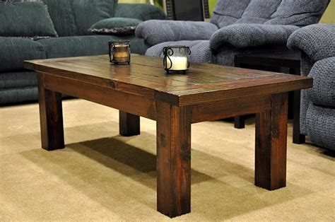 tryde coffee table from white plans diy furniture