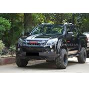 This Isuzu D Max V Cross Is Even More Badass Than You