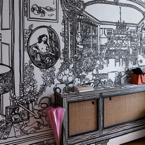 wallpaper design for hall 10 wallpaper ideas for hallways housetohome co uk