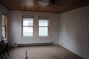 painting paneling walls house by holly to paint knotty pine or not paint knotty