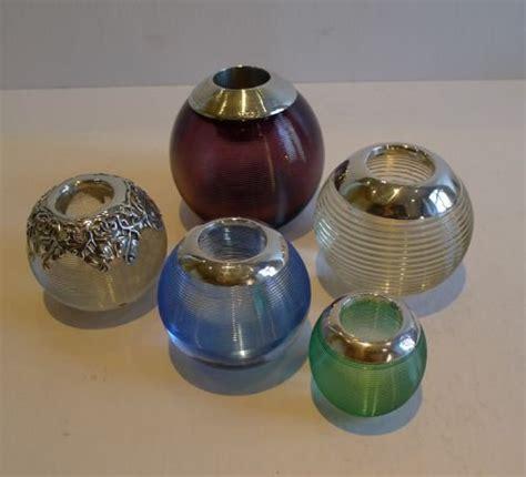Glass Match Small Green Coloured Threaded Glass Match Striker