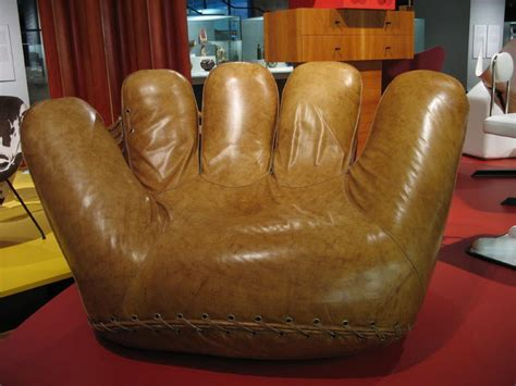 baseball glove chair images frompo