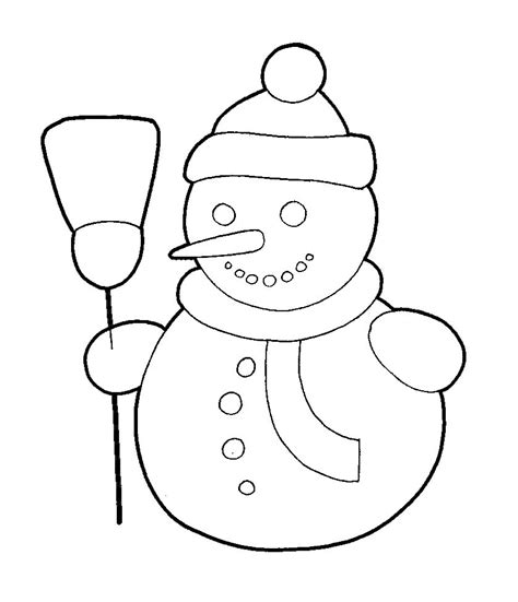 easy snowman coloring pages how to draw a snowman with easy step by step drawing