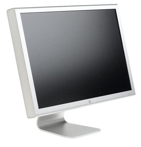 apple display apple cinema display 23 inch aluminum a1082 ebay