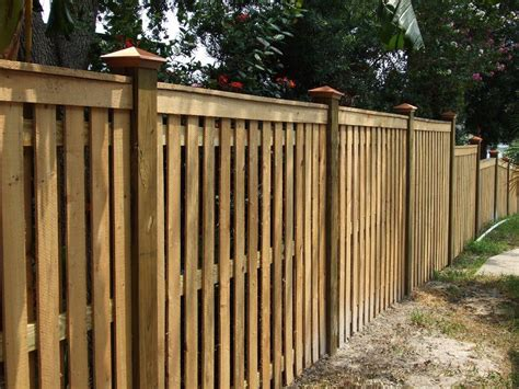 wood fence panels at home depot lowes fencing panels home