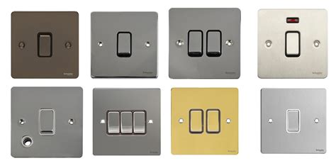 Quality Modular Homes schneider get ultimate switches amp sockets