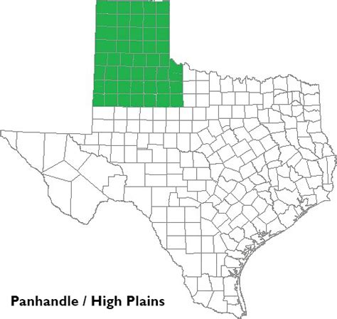 texas high plains map texas football stadium database
