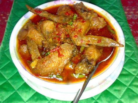 Sayap Pedes Manis 1 resep favoritku sayap ayam kecap pedas