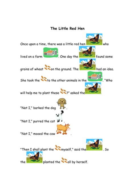 tes new year story resources the hen teaching resources by