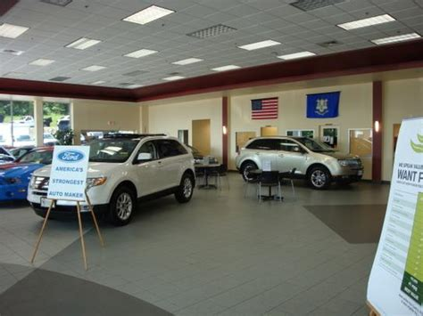 crowley ford lincoln car dealership in plainville ct