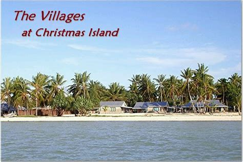 the villages christmas island