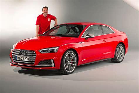 Bilder Audi A5 by Audi A5 2016 Im Test Sitzprobe Infos Bilder
