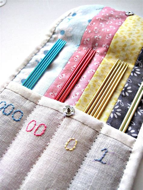organize knitting supplies 153 best images about knitting needle storage on