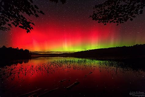 northern lights in minnesota
