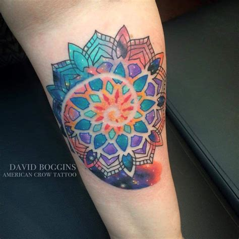 golden spiral tattoo galactic golden spiral mandala by david boggins at