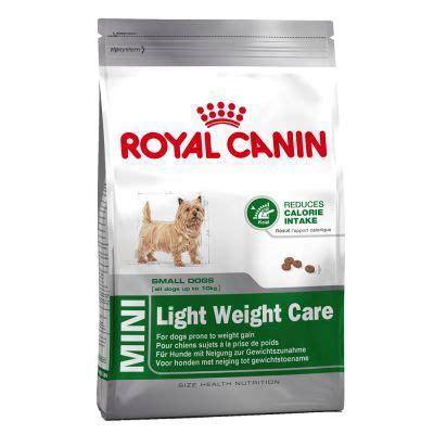 royal canin royal canin mini light weight care food