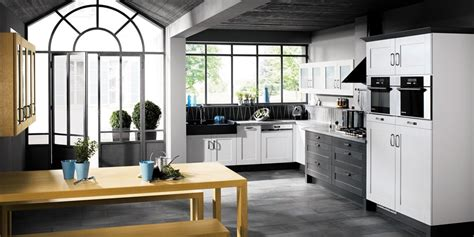 Kitchen Designs Black And White by Black And White Kitchen Designs From Mobalpa
