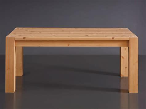 tavoli in pino mobili pino 187 tavolo allungabile in legno massello