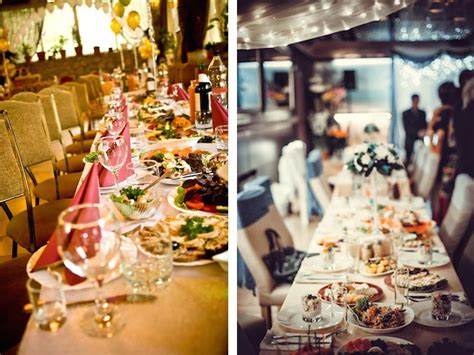 5 wedding food trends that really take the cake