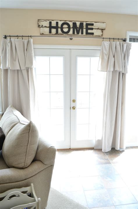 what the curtains drop cloth curtain review