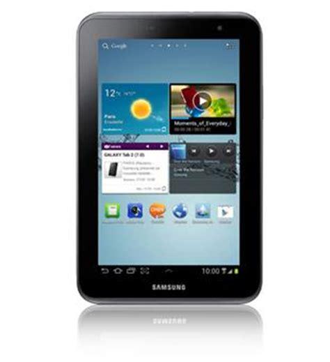 Samsung Galaxy Tab Led samsung galaxy tab 2 7 0 quot led 8 go gris fnac be