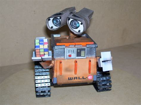 Wall E Papercraft - walle e papercraft 3 by neolxs on deviantart
