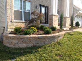 retaining wall and landscaping lance s landscaping - Landscaping Retaining Walls
