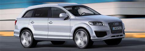 Audi Q7 Daten by Audi Q7 Abmessungen Technische Daten L 228 Nge Breite