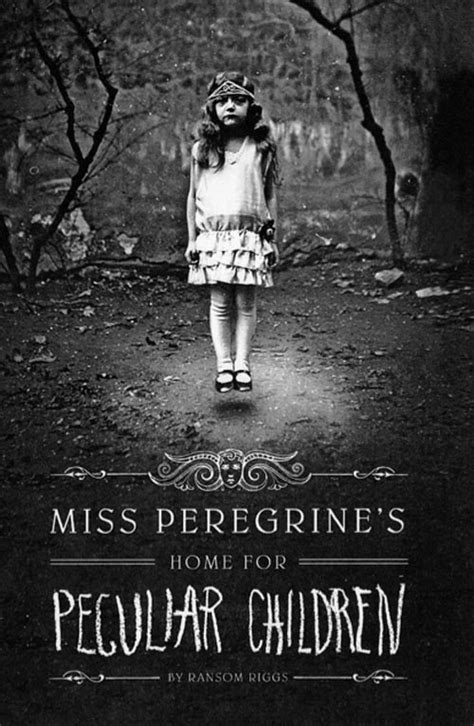 the book zone review miss peregrine s home for peculiar
